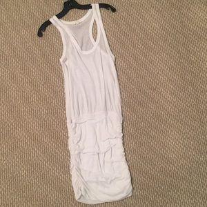 SOFT JOIE Racerback Tank Dress w/ Ruching